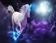 Unicorn background 11
