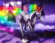 Unicorn background 14