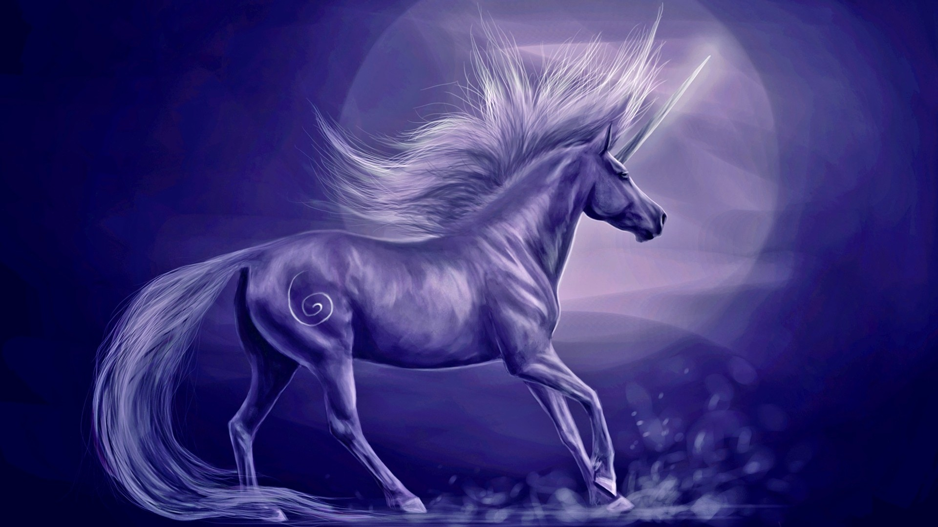Unicorn background 10