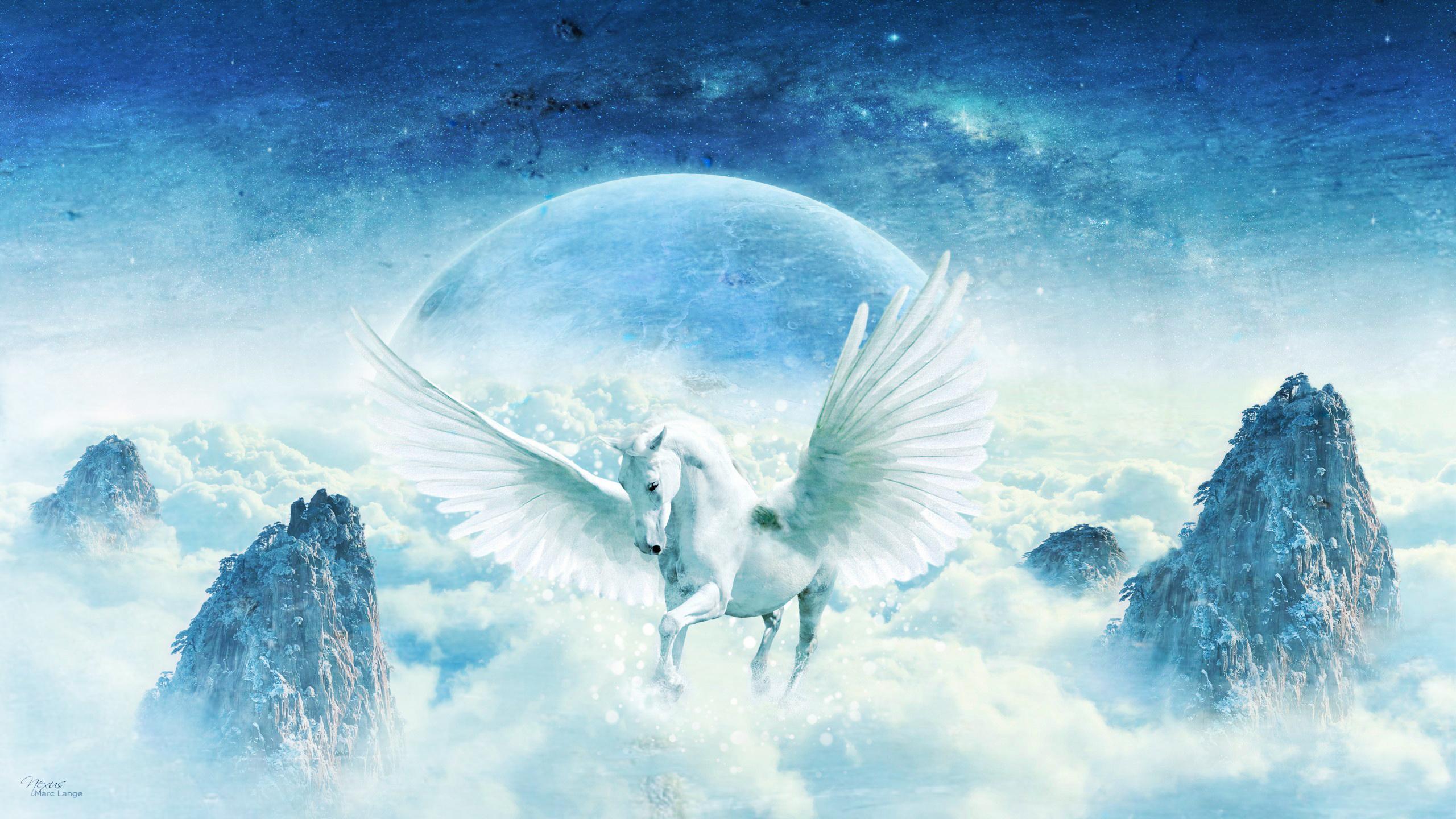 Unicorn background 15