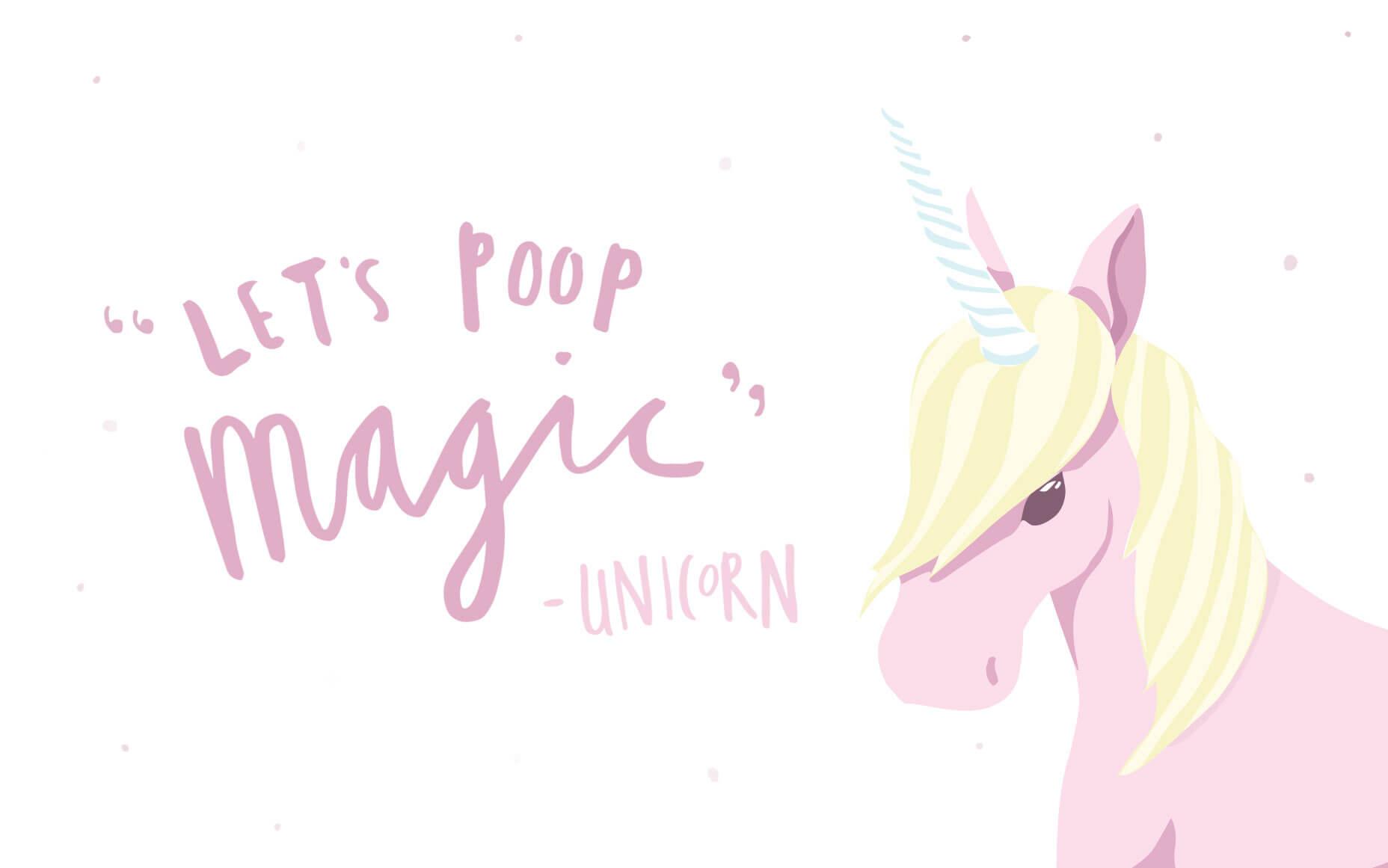 Unicorn background 2