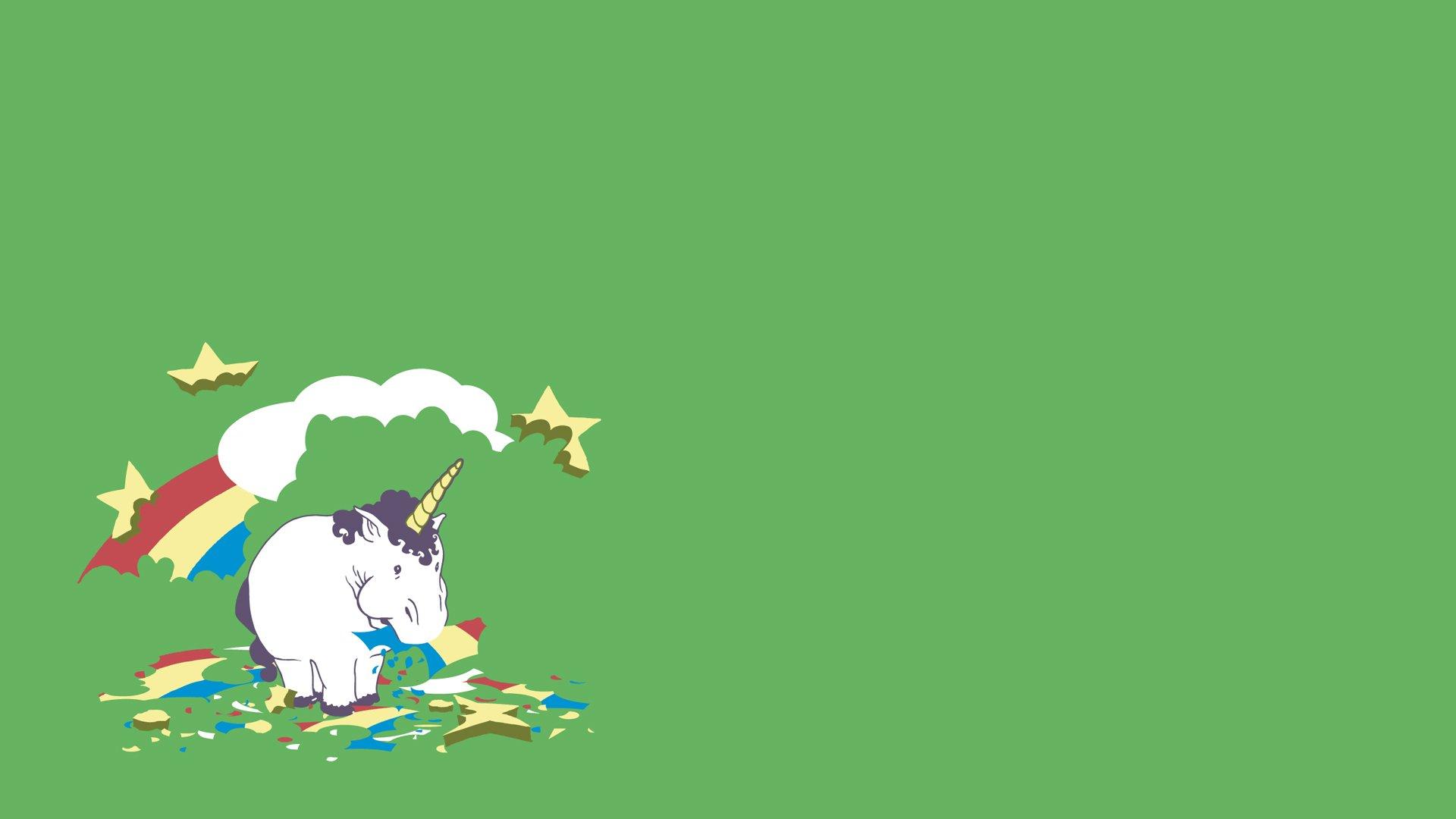 Unicorn background 3