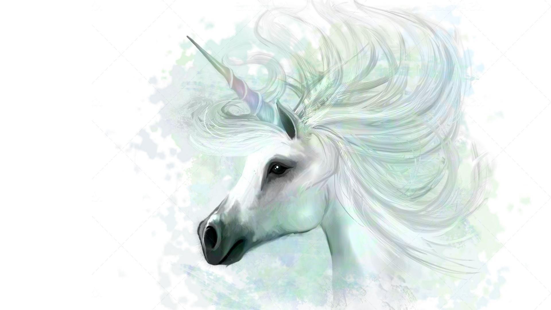 Unicorn background 6