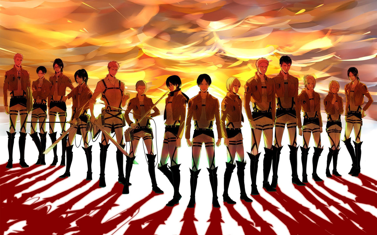 Attack On Titan Wallpaper 14