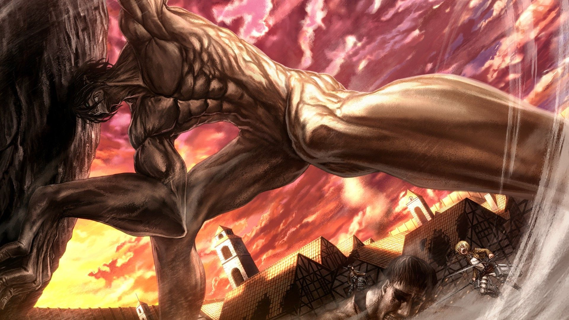 Attack On Titan Wallpaper 5