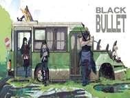 Black Bullet wallpaper 4
