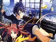 Black Bullet wallpaper 8