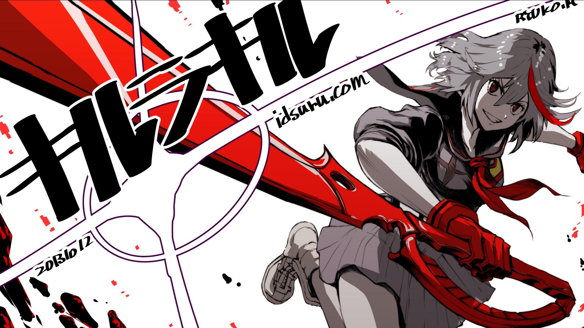 Kill la Kill wallpaper 2