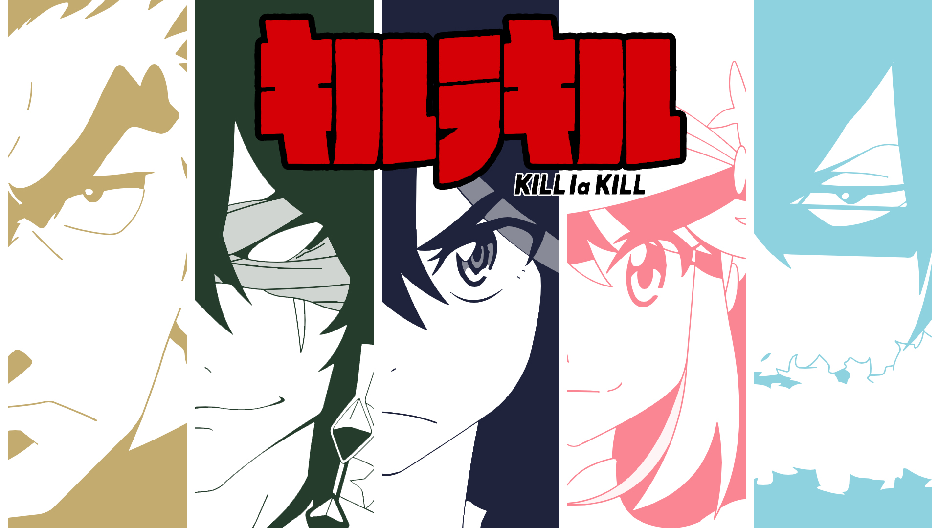 Kill la Kill wallpaper 22