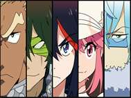 Kill la Kill wallpaper 4