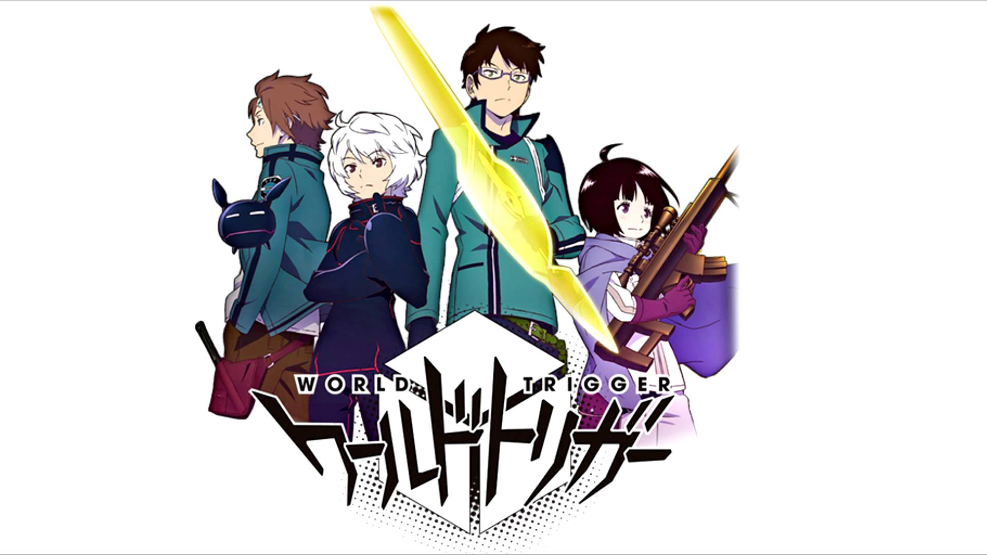 Exelwallz Anime Wall World: World Trigger Wallpaper 5