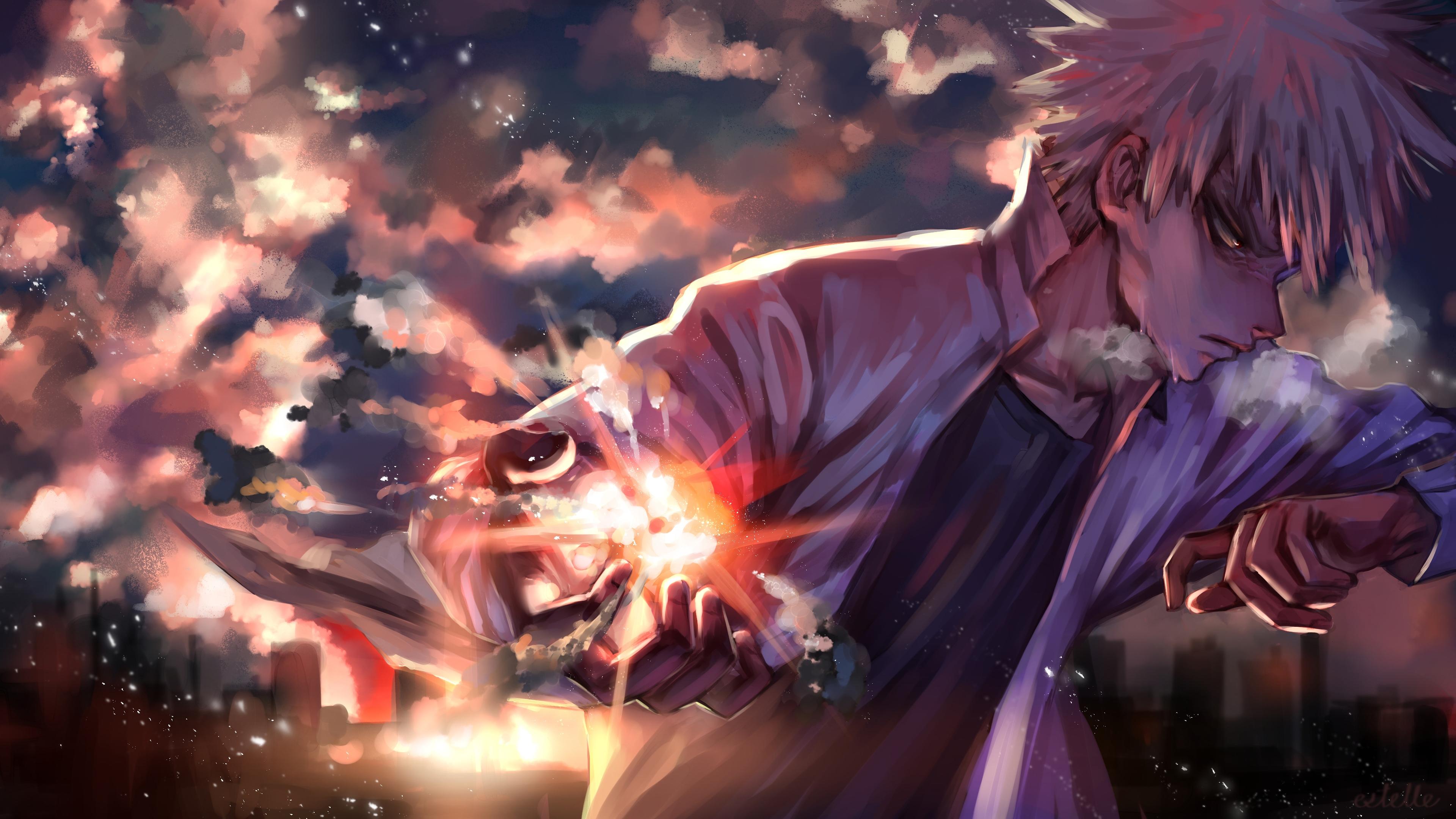 Boku no Hero background 4