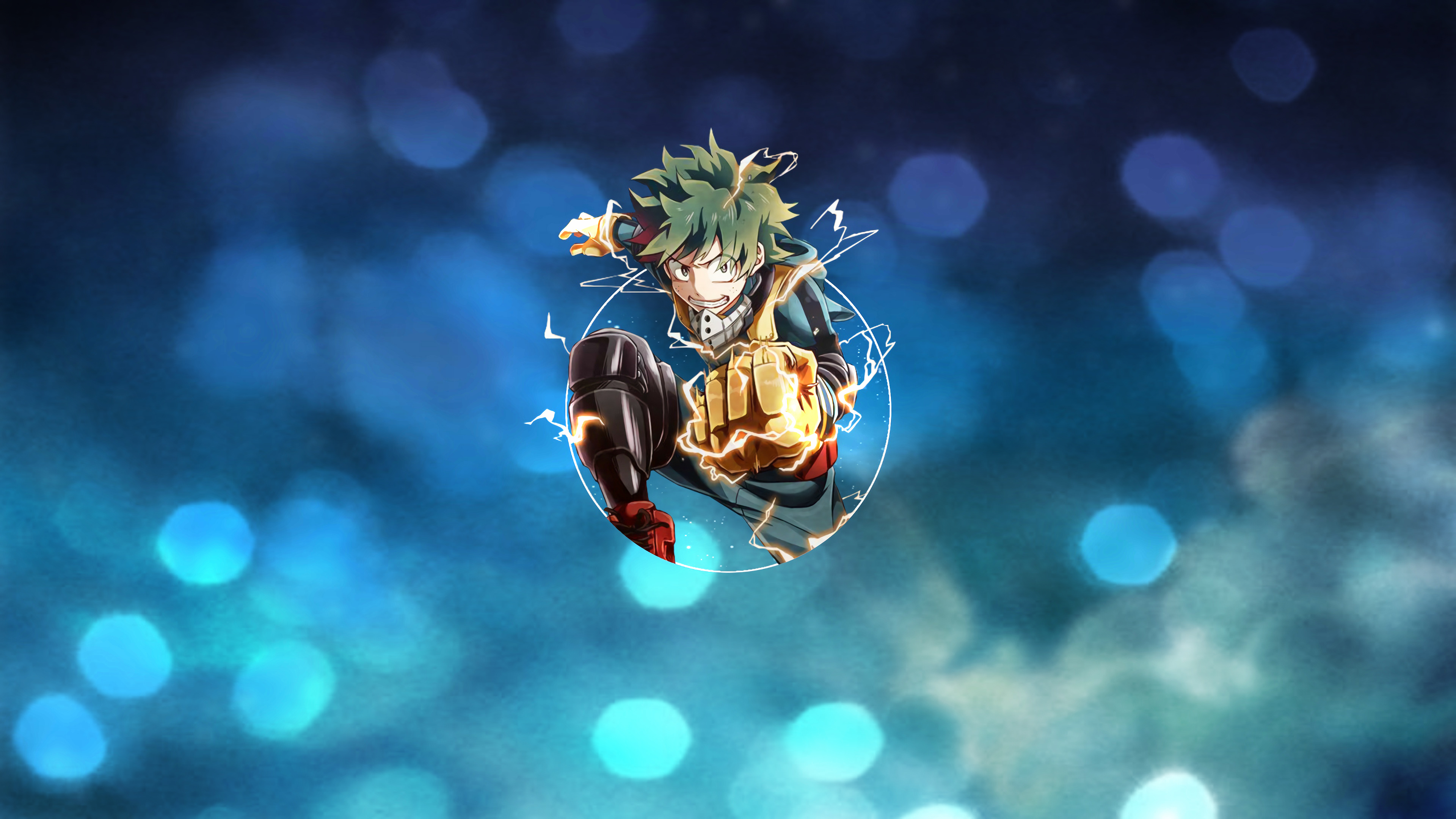 Boku no Hero Midoriya background 9