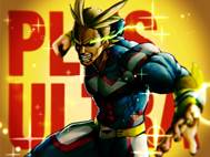 Boku no Hero All Might background 4