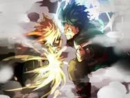 Boku no Hero background 1