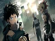 Boku no Hero background 14