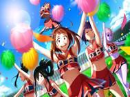 Boku no Hero background 15