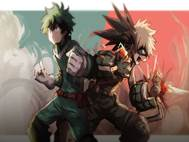 Boku no Hero background 19