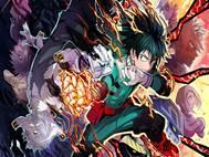 Boku no Hero background 2