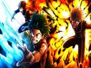 Boku no Hero background 22