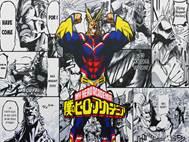 Boku no Hero background 27
