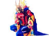 Boku no Hero background 40