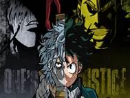 Boku no Hero background 44