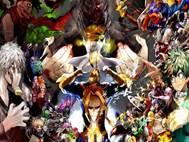 Boku no Hero background 7