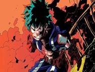 Boku no Hero Midoriya background 8