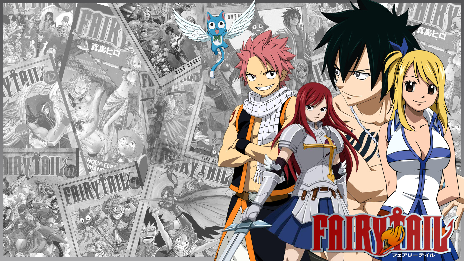 Fairy Tail wallpaper 13
