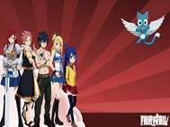 Fairy Tail wallpaper 1