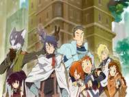 Log Horizon wallpaper 2