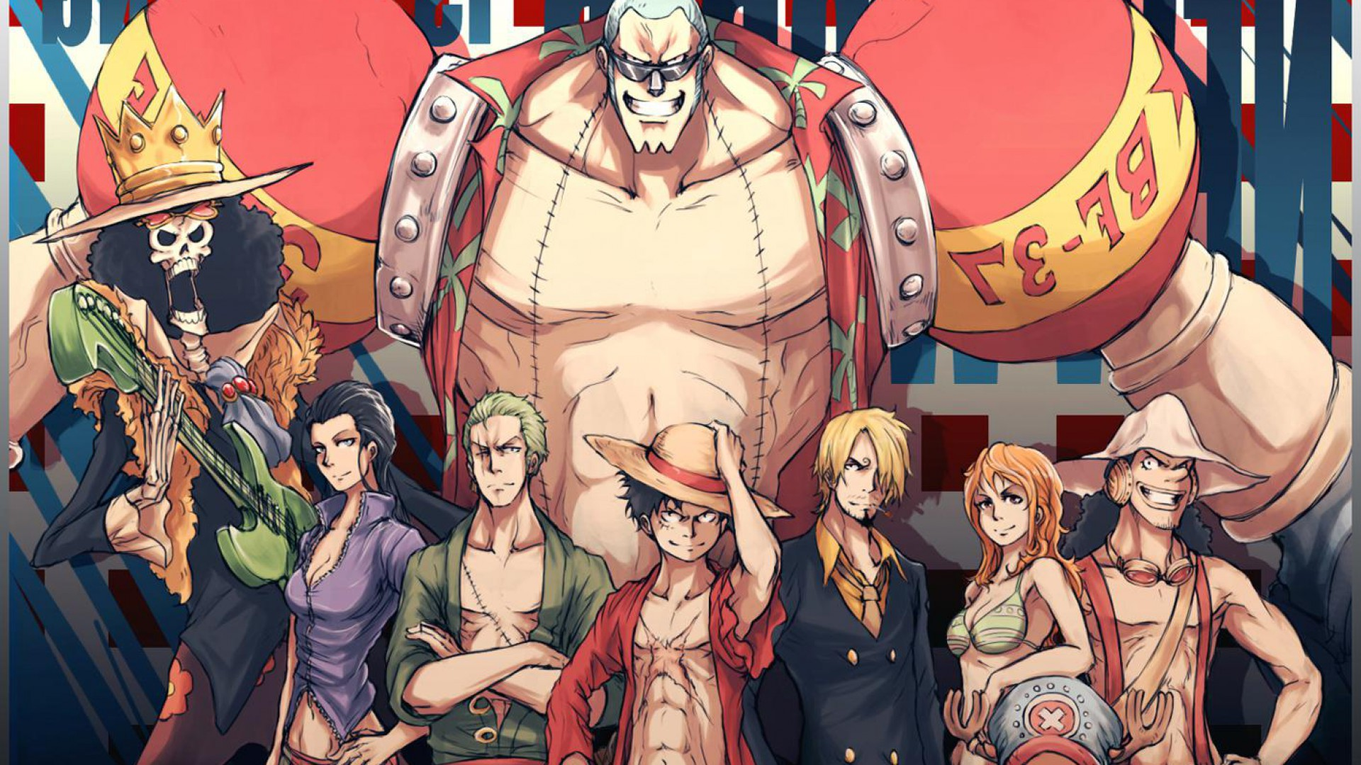 One Piece wallpaper 17