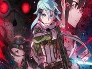 Sword Art Online 2 wallpaper 4