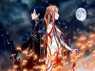 Sword Art Online wallpaper 54