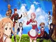 Sword Art Online wallpaper 57
