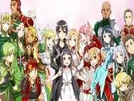 Sword Art Online wallpaper 9