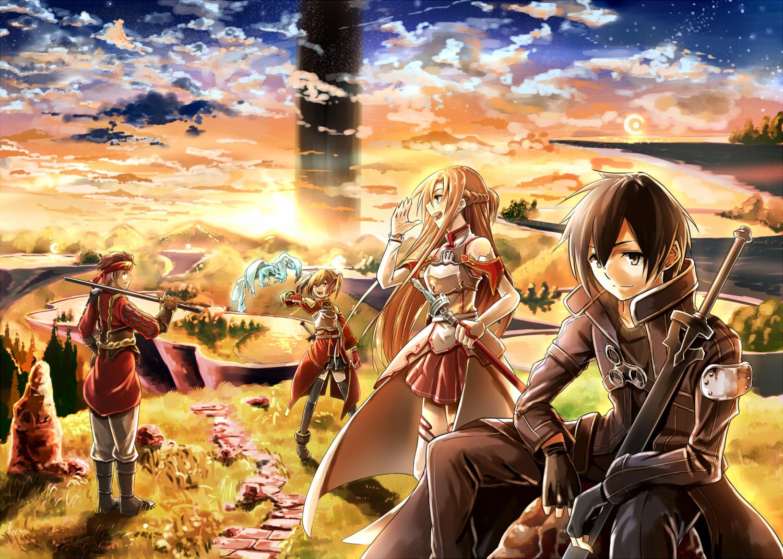 Sword Art Online wallpaper 44