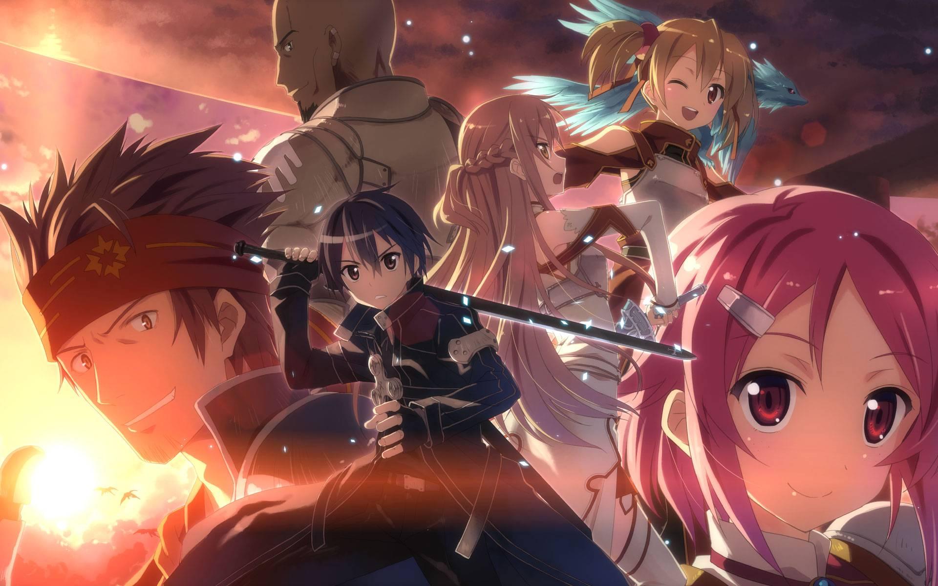 Sword Art Online wallpaper 55