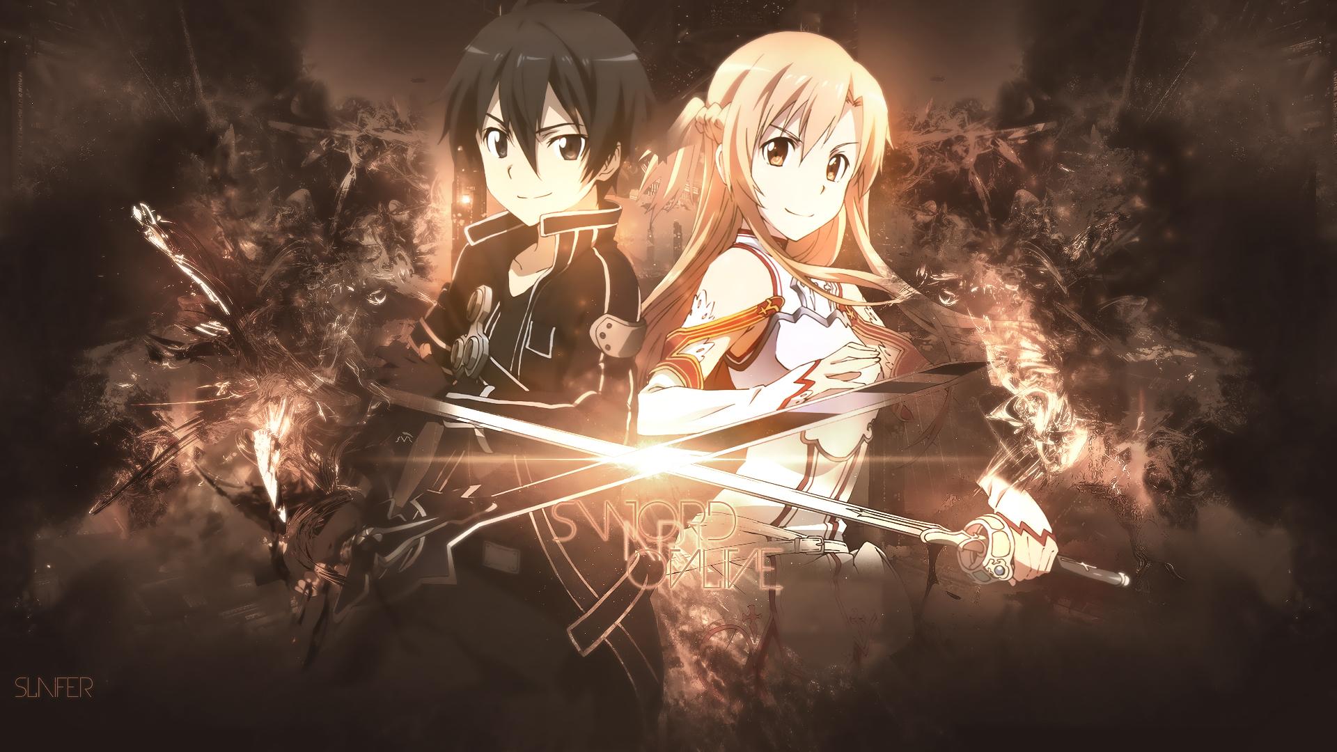 Sword Art Online wallpaper 6