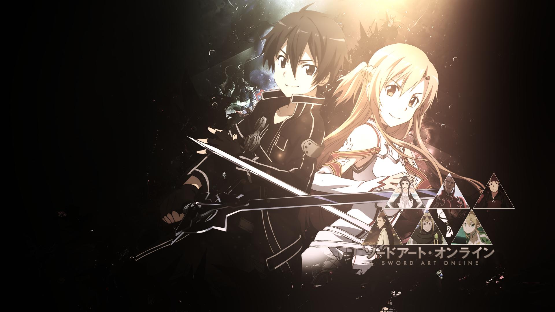 sword art online wallpaper 61