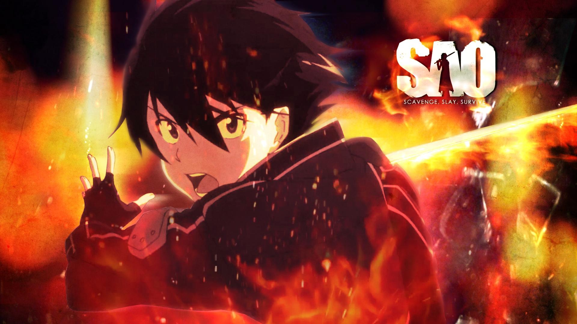 Sword Art Online wallpaper 8