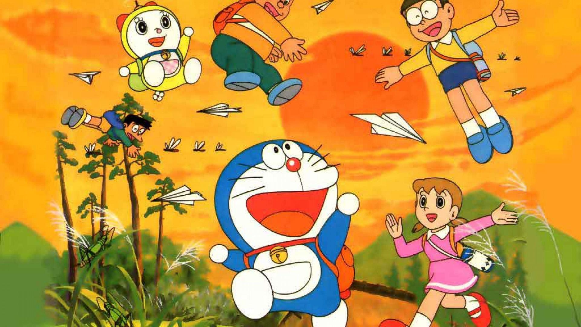 Doraemon wallpaper 11
