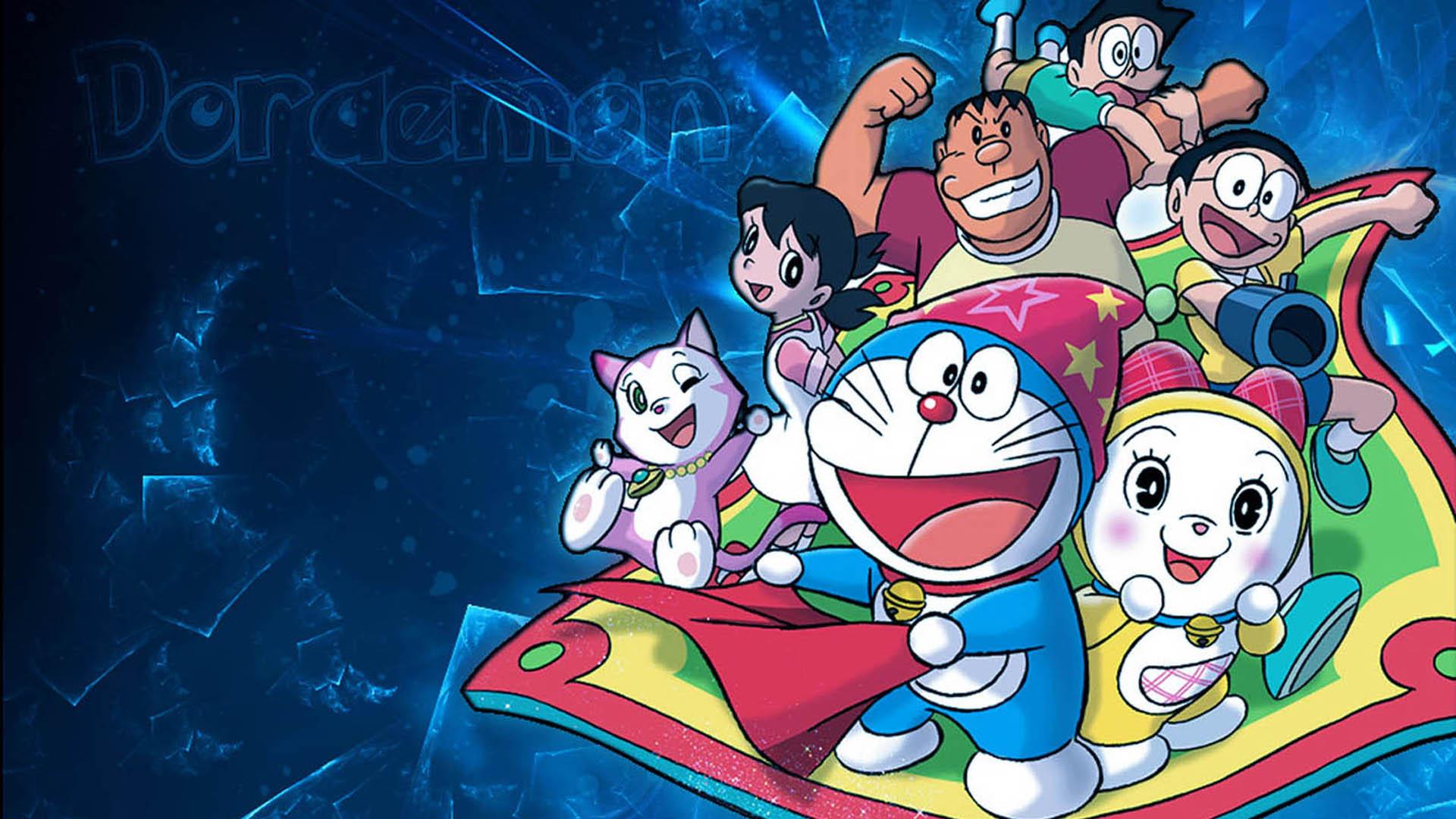 Doraemon wallpaper 4