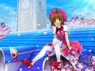 Sakura Card Captor wallpaper 8