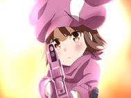 SAO Alternative Gun Gale Online background 4