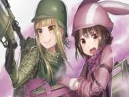 SAO Alternative Gun Gale Online wallpaper 19