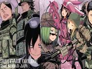 SAO Alternative Gun Gale Online wallpaper 22