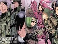 SAO Alternative Gun Gale Online wallpaper 22