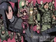 SAO Alternative Gun Gale Online wallpaper 24